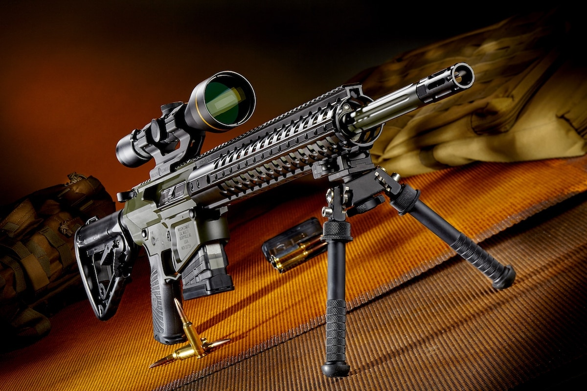 The 6.5 Creedmoor variant of the Recon Tactical joins the .308 and .338 Federal models. (Photo: Wilson Combat)