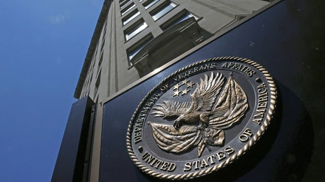 VA hospital seal