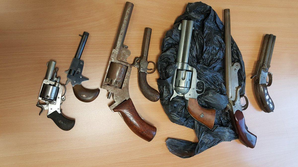 British police amnesty guns