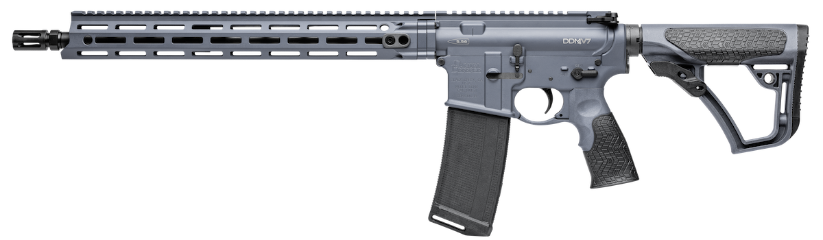 The Daniel Defense Tornado, pictured above, is one of two new colors offered in the DDM4V7 rifle series.(Photo: Daniel Defense)