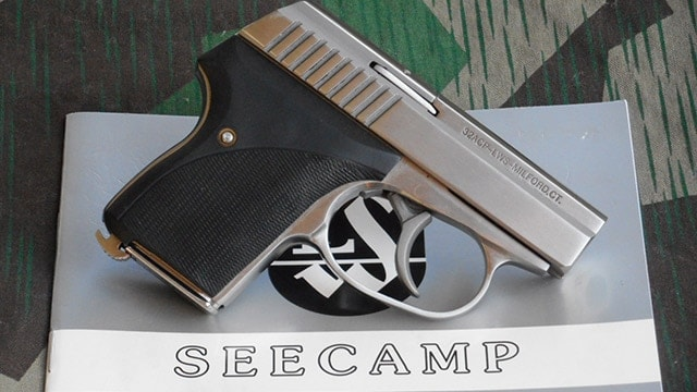 gun review l w seecamp co lws 32 concealed carry gun in 32 acp