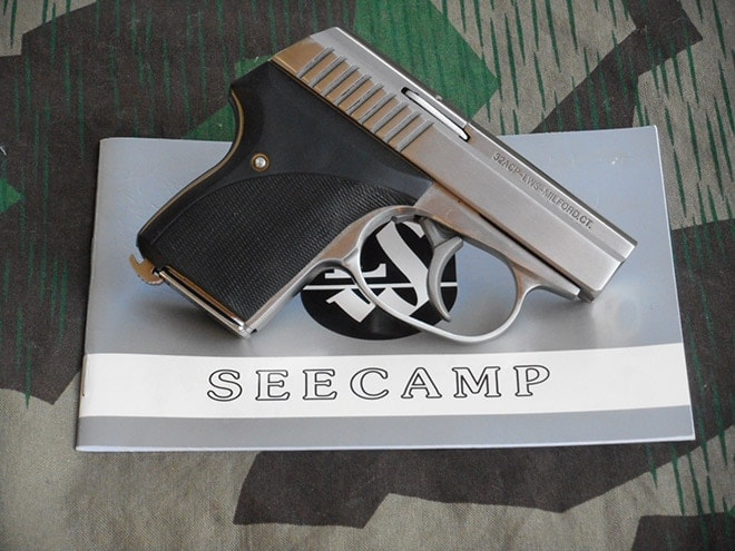 Gun Review: L W  Seecamp Co , LWS-32 concealed carry gun in  32 ACP