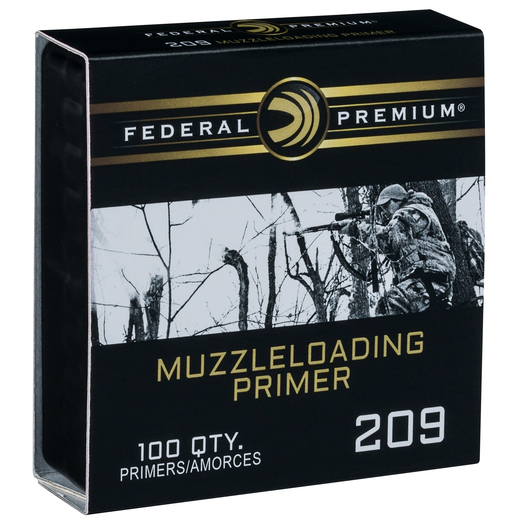 The new 209 Muzzleloading Primer is one of the newer products released by Federal Premium Ammunition in 2017. (Photo: Federal Premium)