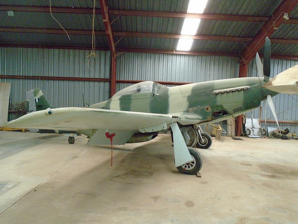 Looking for a deal on a pre-owned P51 Mustang 2