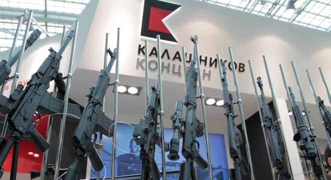 The company currently employs 6,500 on average and is looking to expand their ranks of polishers, toolmakers, milling machine operators, and the other crafts to meet expanded production demands. (Photo: Kalashnikov)