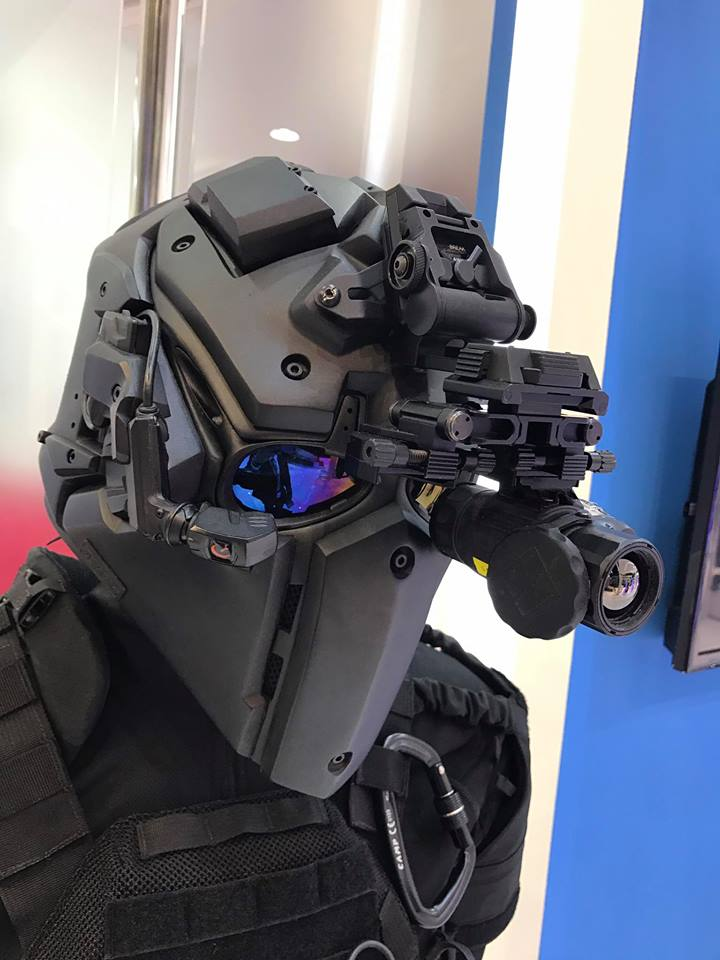 The Devtac Ronin ballistic helmet stops .44 mag and looks good going it (PHOTOS) (1)