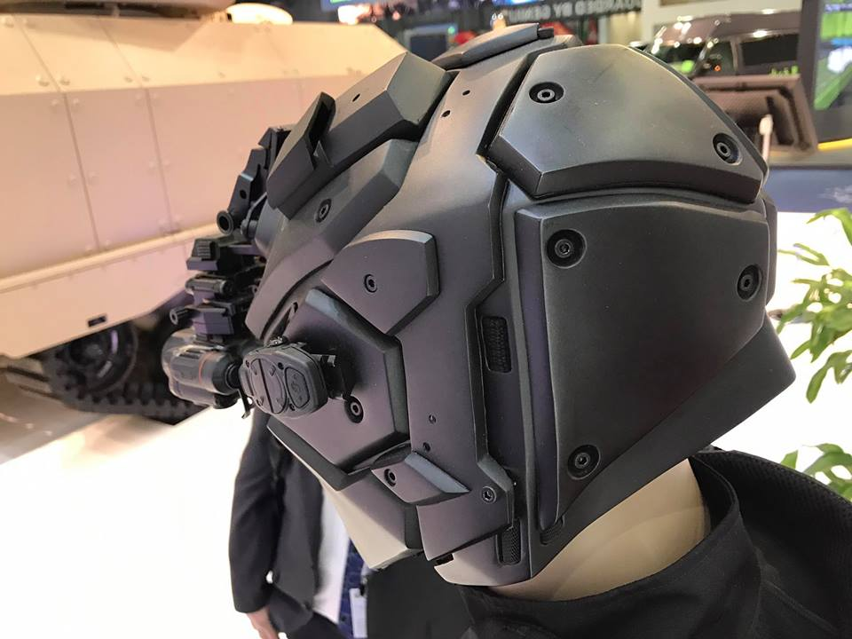 The Devtac Ronin ballistic helmet stops .44 mag and looks good going it (PHOTOS) (3)