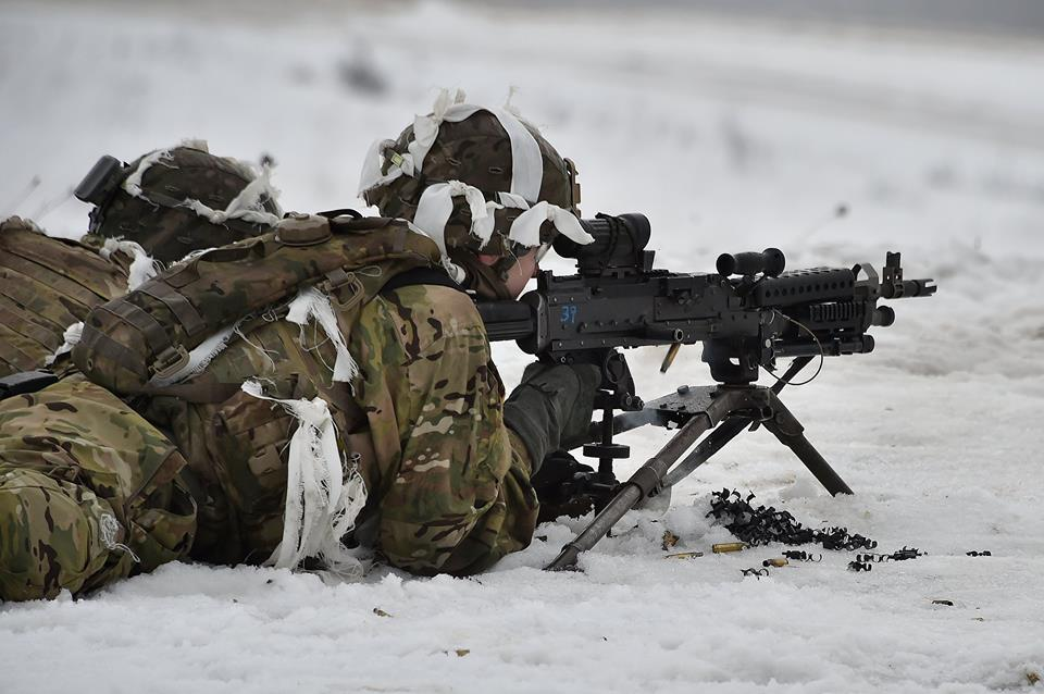 The M240 7.62x51mm GPMG
