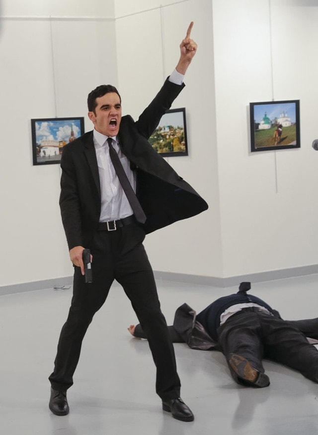 World Press Photo of the Year russian assasination