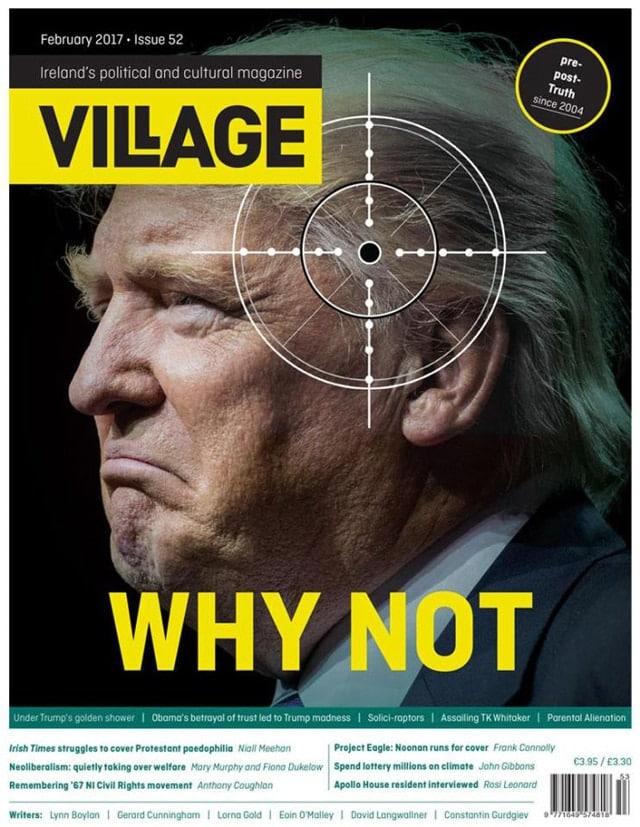Trump crosshairs