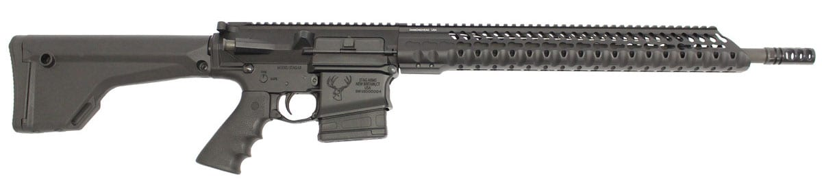 The Stag 10 is one of three new .308 models offered by Stag Arms. (Photo: Stag Arms)