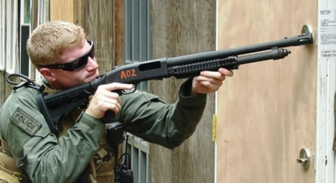 Marines update Mossberg 500A2 shotguns for enhanced breaching...