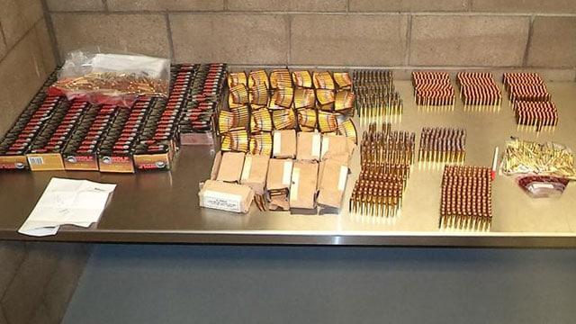 ammunition smuggling