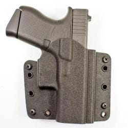 The Raptor line now offers the Glock 43 as an option for the OWB/IWB holster. (Photo: DeSantis)