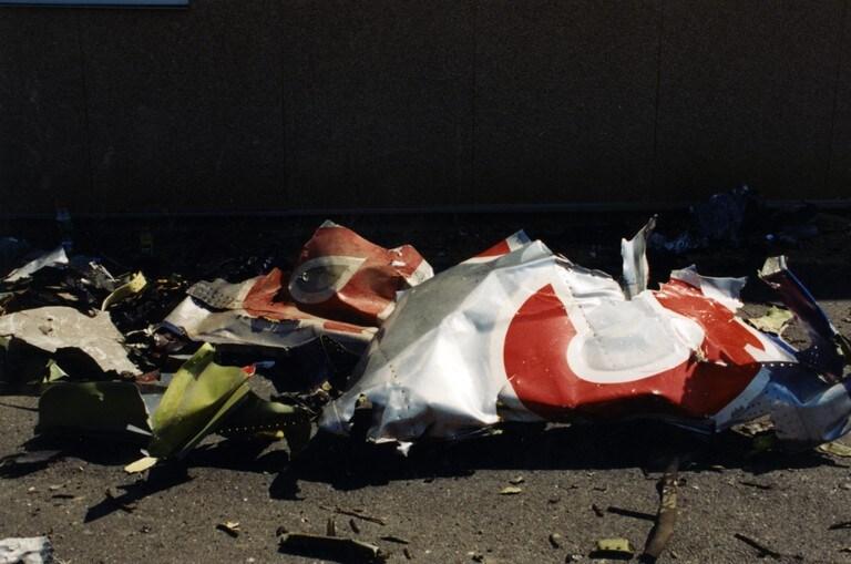 9-11 Pentagon Debris