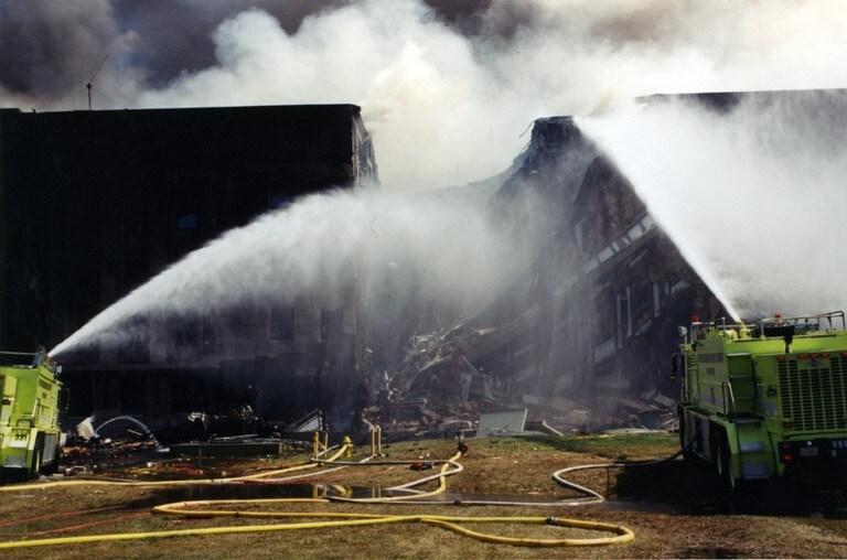 9-11 Pentagon Emergency Response