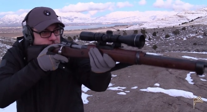 A budget scout rifle build: 1916 Spanish Mauser (VIDEO)