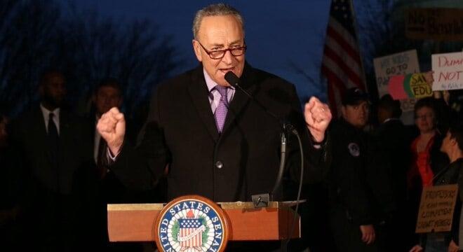 U.S. Sen. Chuck Schumer, D-NY., is not a fan of Judge Neil Gorsuch (Photo: Sen. Schumer's office)