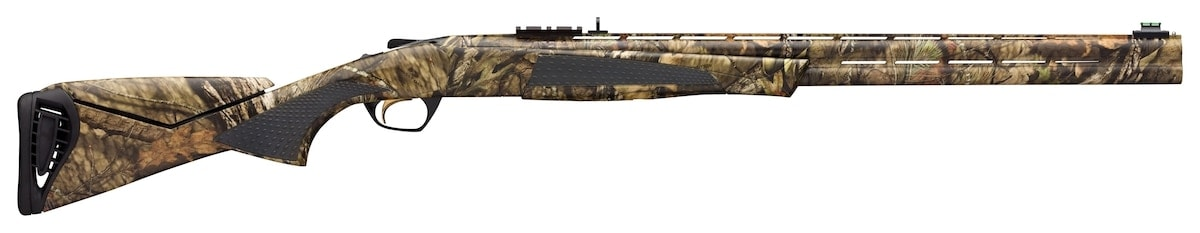 Geared towards turkey hunters, the Cynergy Ultimate Turkey Shotgun offers two different chokes to customize shooting. (Photo: Browning)