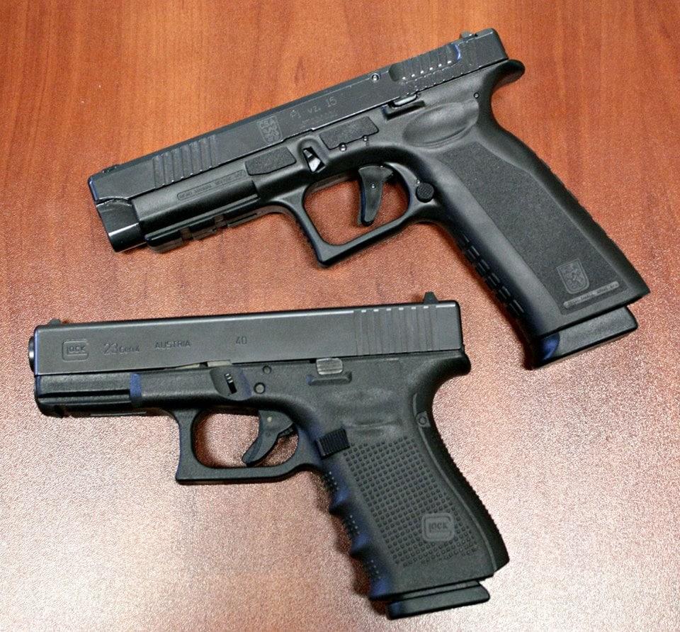 CzechPoint debuts $400 vz. 15 pistol (PHOTOS)d