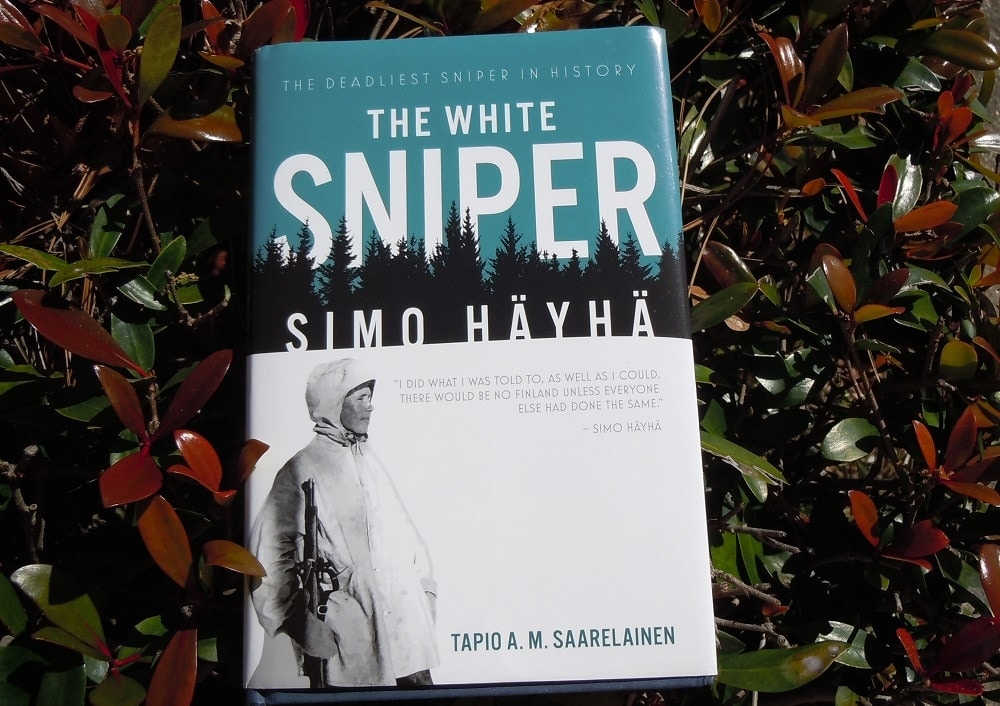 Tapio Saarelainen's White Sniper goes past the second and third hand accounts and brings you, as Paul Harvey would say, the rest of the story. (Photos: Chris Eger/Guns.com)