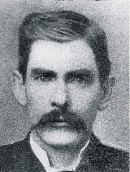 Holliday was born in Georgia in 1851 and died in Colorado deputized by Tombstone city marshal Virgil Earp. (Photo: Glenwood Springs Chamber Resort Association)