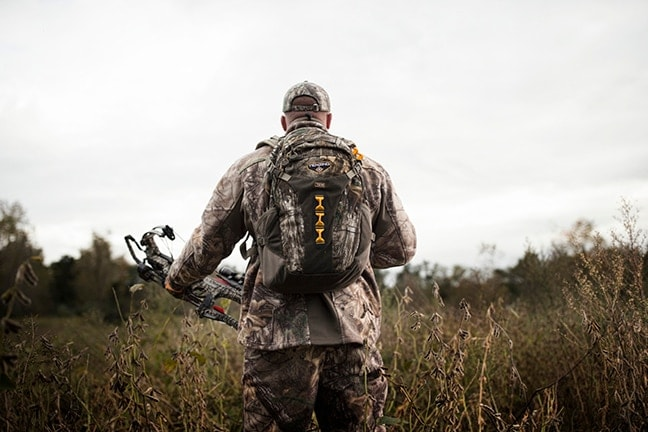 The TX 14 daypack is designed for small, localized hunts where agility is key.(Photo: Tenzing)