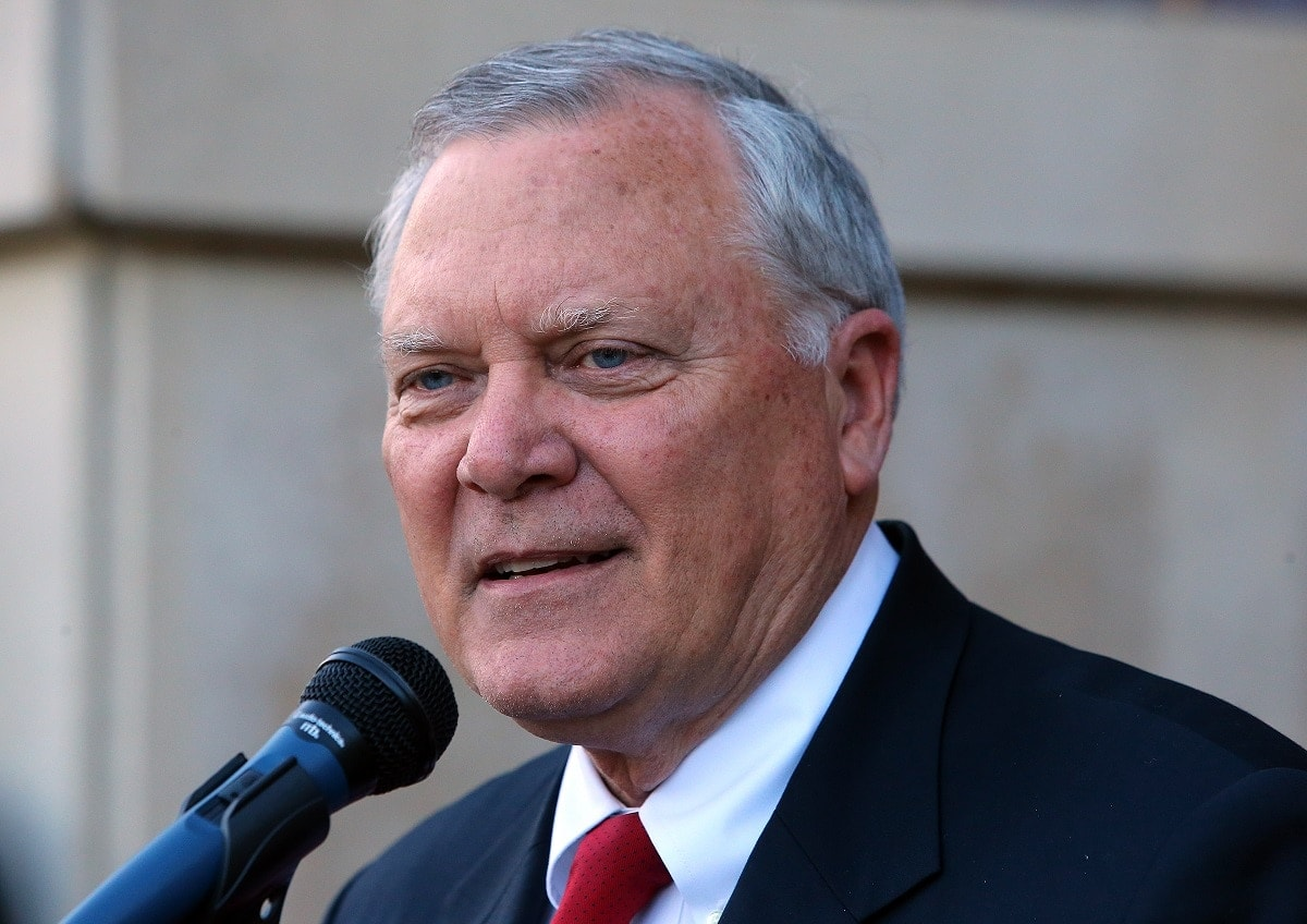 Georgia Gov. Nathan Deal (Photo: AJC)