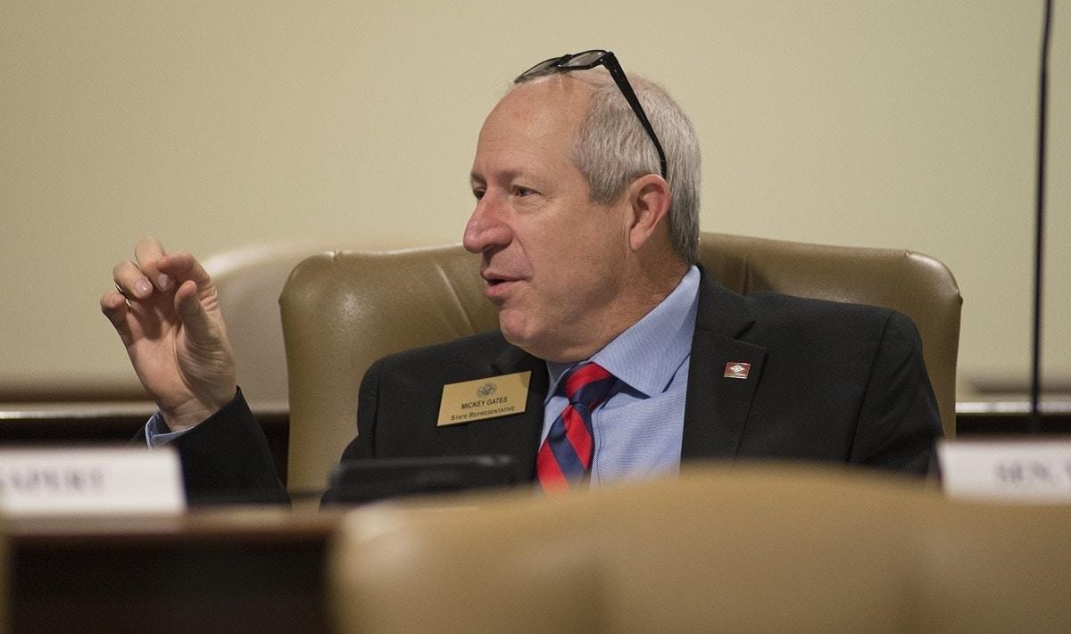 Rep. Mickey Gates of the Arkansas General Assembly (Photo: Arkansas Times)