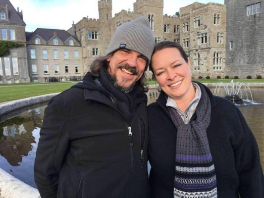 Photo released by the family of Kurt and Melissa Payne Cochran. Kurt died overnight after sustaining injuries in the Wednesday, March 22, 2017 London terror attack. Melissa remains in the hospital with serious injuries. They were celebrating their 25th wedding anniversary. (Photo: Facebook)