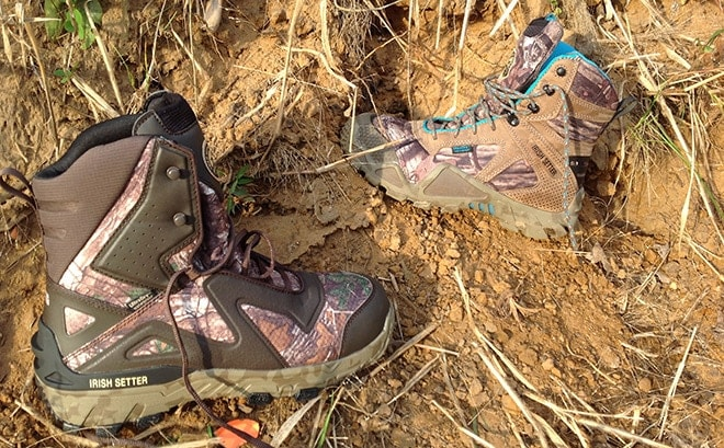 10b4768c77f Gear Review: Irish Setter VaprTrek hunting boots for men and women