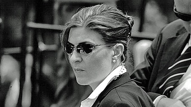 Kerry O'Grady has reportedly been removed from her position in the Secret Service (Photo: Linked In)