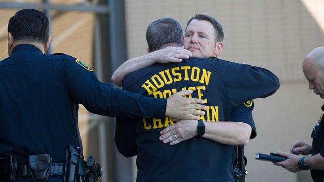 Houston police suicide