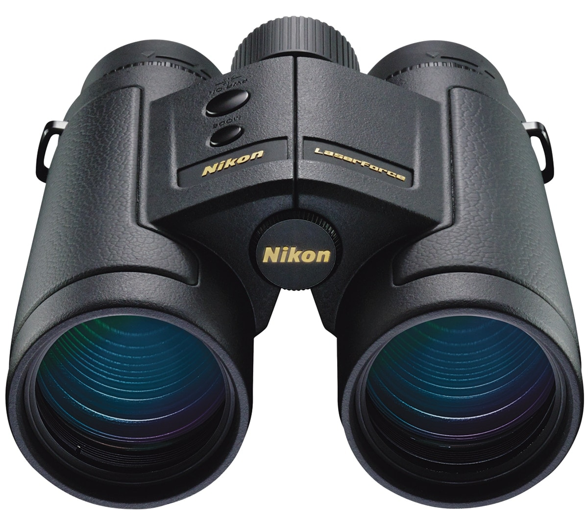The new Laserforce is a full feature, durable design from Nikon Sports Optics. (Photo: Nikon Sports Optics)