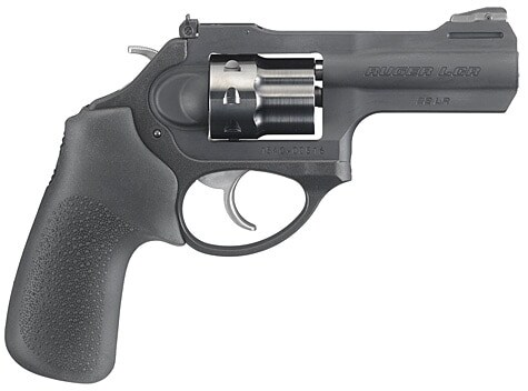 The .22LR variant joins the .357 Magnum on Ruger's LCRx line. (Photo: Ruger)