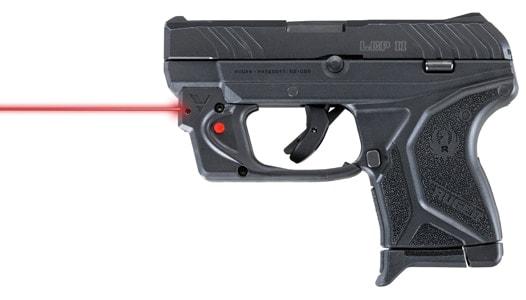 The new package will see the E-series laser by Viridian mounted on the new Ruger LCP II. (Photo: Viridian)