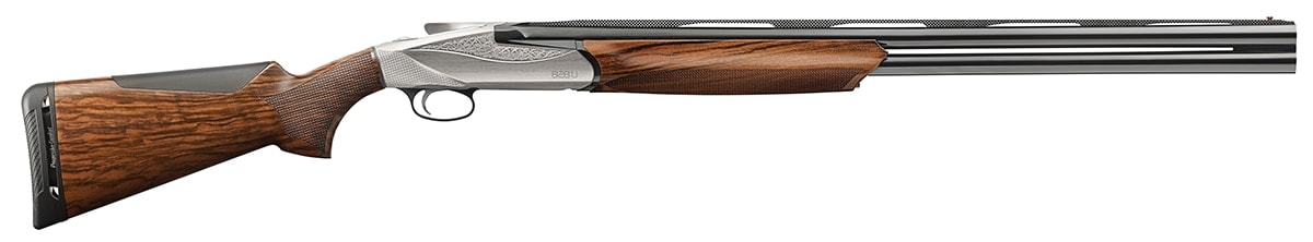 The new 828U models boast attributes that make shooting easier for lefties and smaller framed users. (Photo: Benelli)