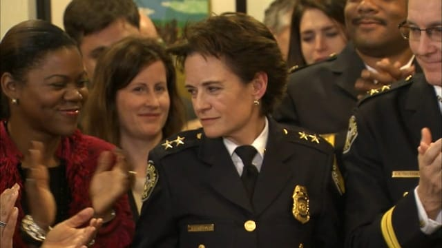 Shields was appointed by Mayor Reed to be Atlanta's new chief in December 2016. (Photo: Fox5 Atlanta)