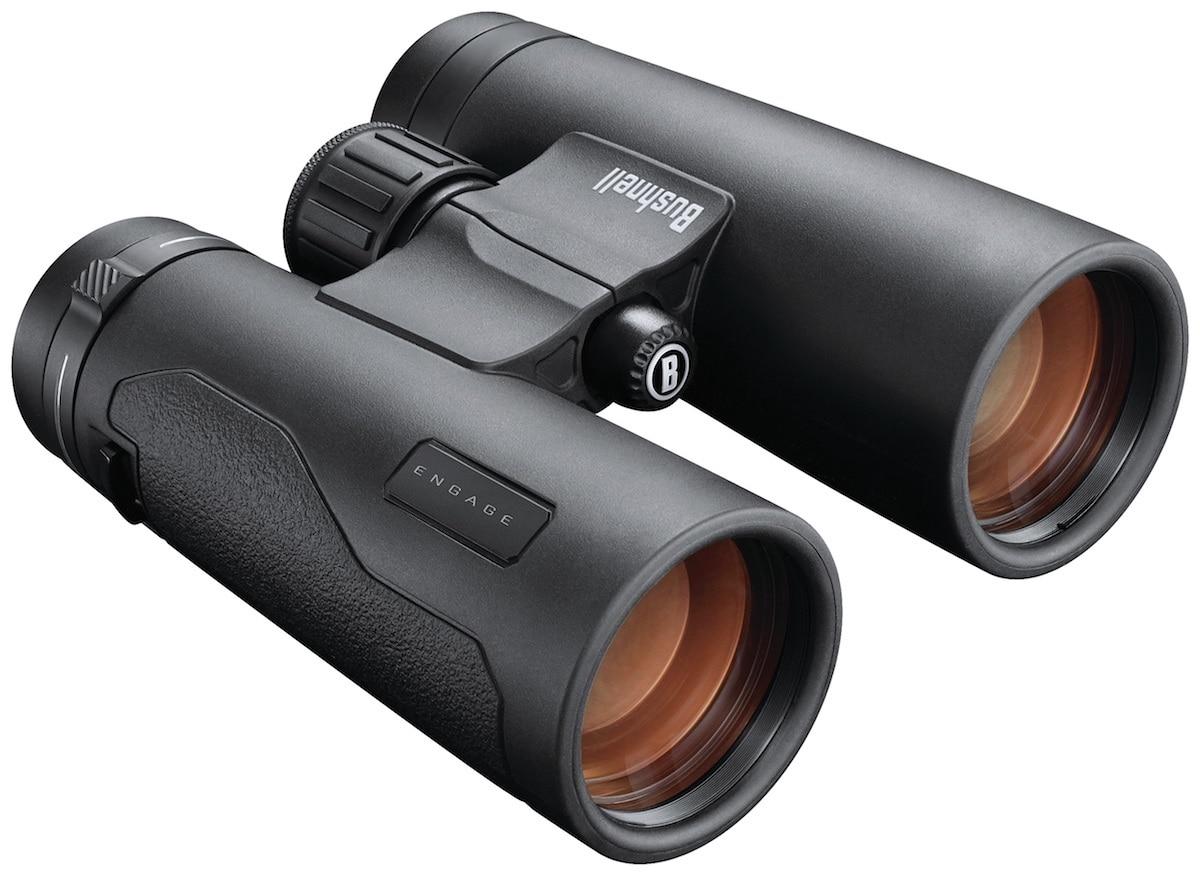 Engage Binoculars boast a range of magnifications. (Photo: Bushnell)