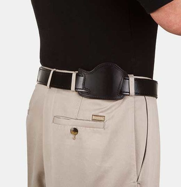 The Foldaway holster by Bianchi is one of several holsters announced for Springfield Armory's XD-E pistol. (Photo: The Safariland Group)