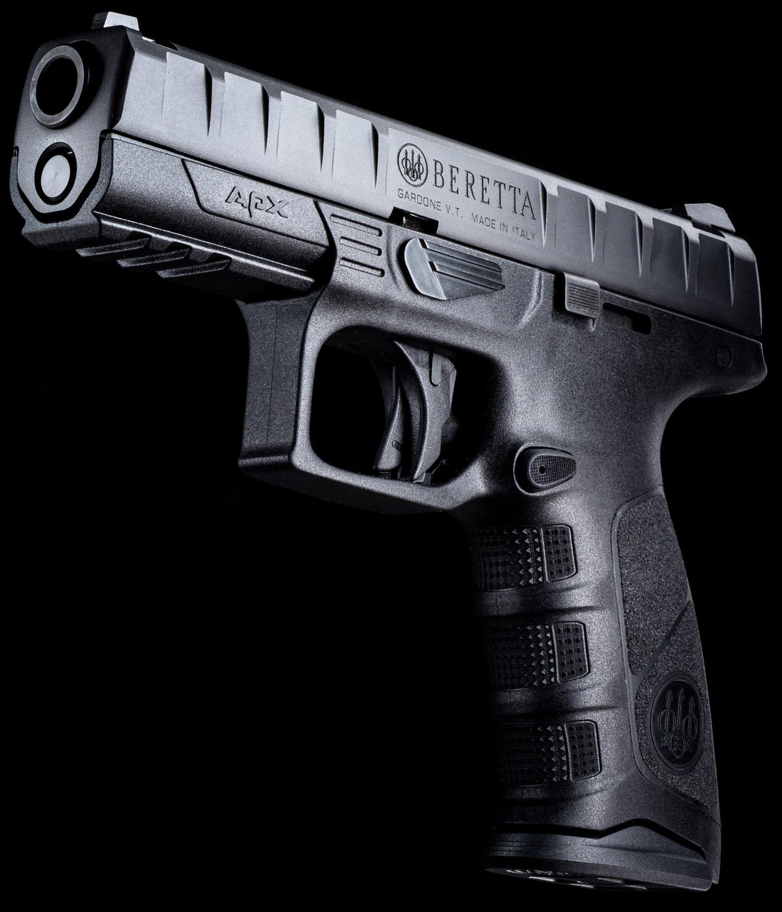 The Beretta APX. (Photo: Beretta)
