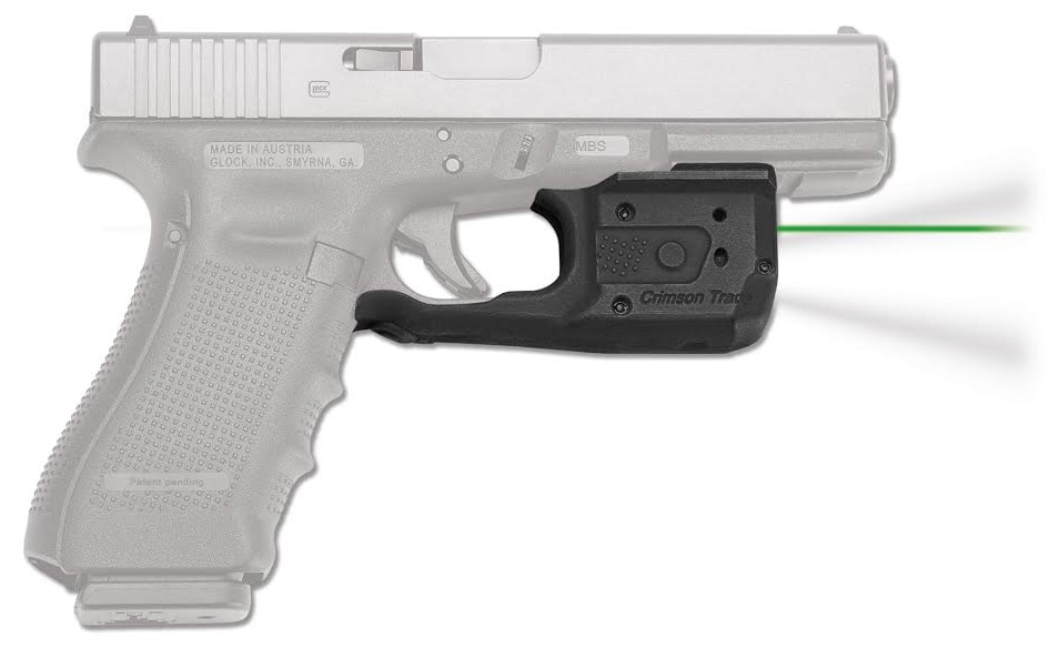 Featuring three new products, Crimson Trace's LaserGuard Pro series boasts Third Gen. and Fourth Gen. Glock support. (Photo: Crimson Trace)