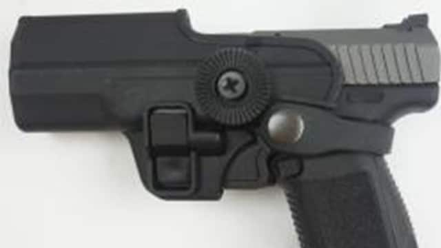 New polymer holster now shipping alongside Canik pistols