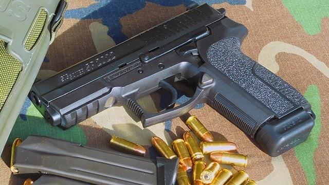 Gun Review: Sig Sauer SP2022 handgun in 9mm, 40 S&W, 357 SIG