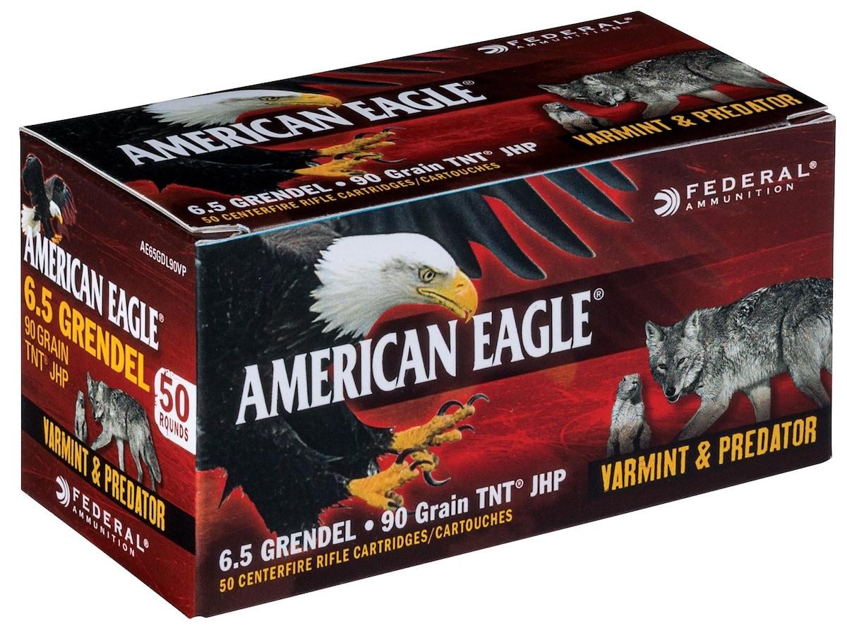 American Eagle ammunition