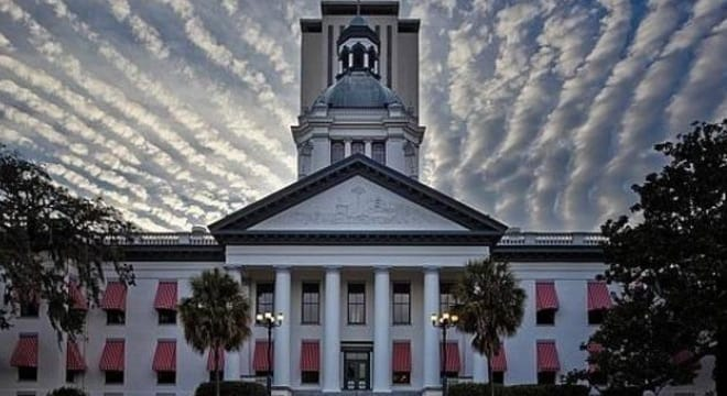 Lawmakers in Tallahassee this week gave approval to bills addressing stand your ground, open carry fines and guns on church property. (Photo: floridacapitol.myflorida.com)