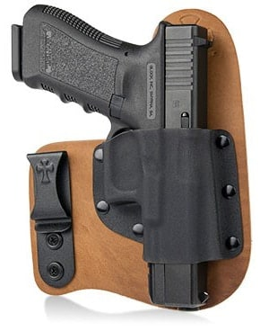 The Freedom Carry holster offered in the Founder Series. (Photo: Crossbreed Holsters)