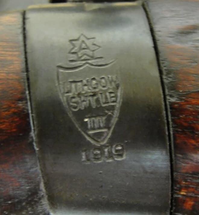 Gun Review: Australia Lithgow 1919 SMLE No 1 Mk III bolt action