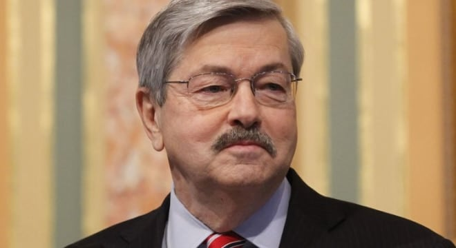 Iowa Gov. Terry Branstad is expected to sign a mulit-faceted gun reform bill sent to him by lawmakers (Photo: Republican Governors Association)