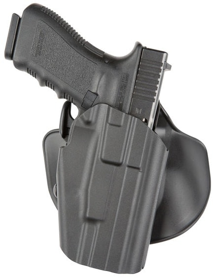 The Model 578 GLS Pro-Fit is among the smattering of holster options now offering small gun configurations. (Photo: Safariland)